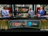 NCAAF 2017 / College Football Playoff Top 25 / 28.11.2017 / EN