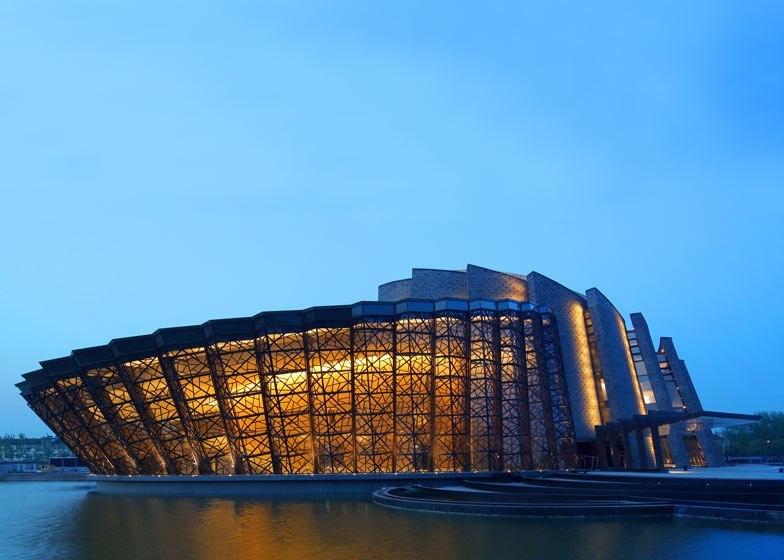 Wuzhen Theater / Artech Architects