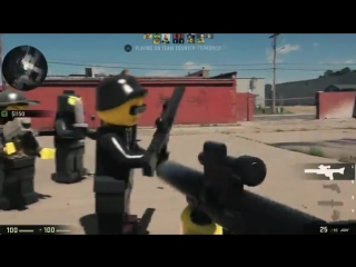 LEGO- First Person Shooter