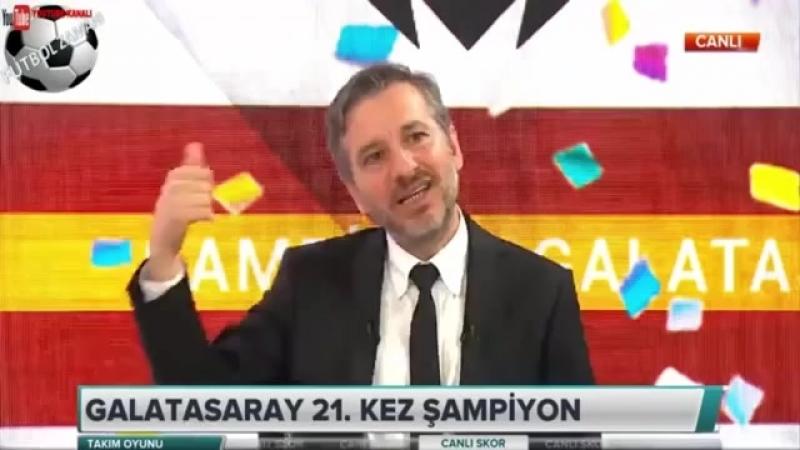 Galatasaray Kupa Günü Erman Toroğlu Takım Oyunu Yorumları 20 Mayıs 2018