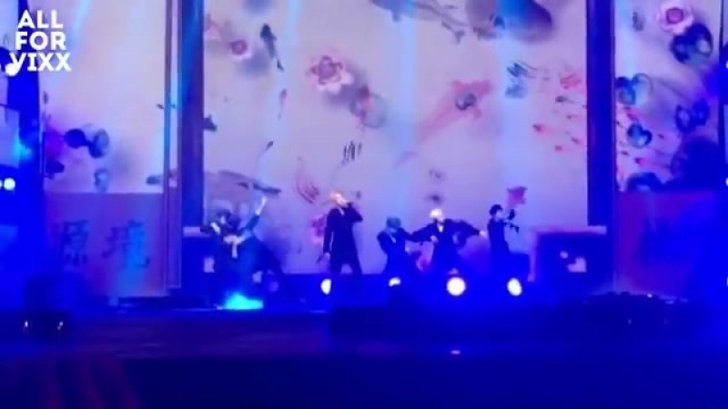 【FANCAM】180323 - Music Bank in Chile - (빅스) VIXX - Shangri-la e Chained Up