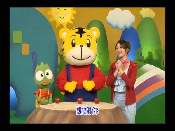 巧虎ABC Bubbles hello 啟蒙版【巧虎學英語系列】DVD03