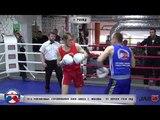 12-е рейтинговые бои Лига бокса г. Москвы – 07.04.18 г. до 75 кг.