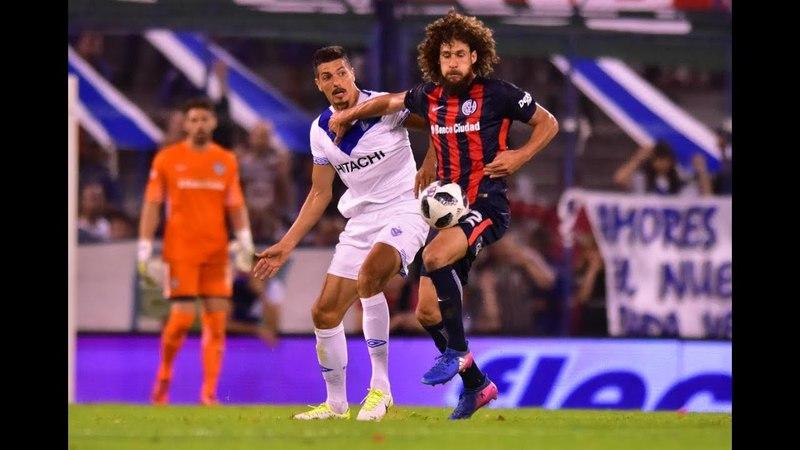 Fecha 23 Resumen de Vélez - San Lorenzo