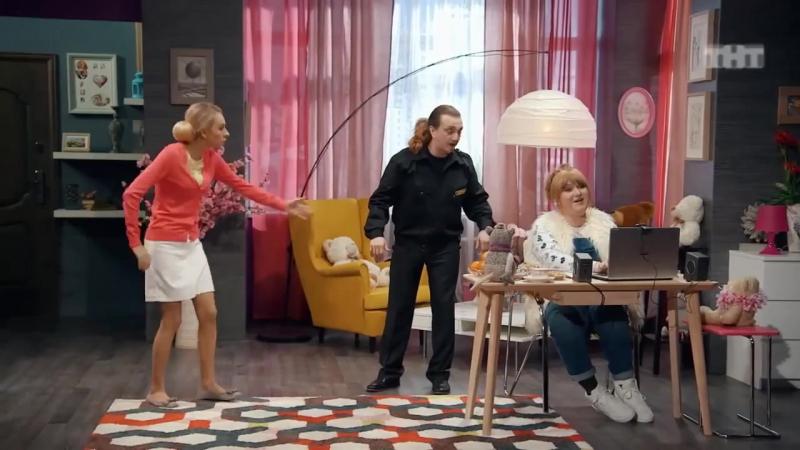 Однажды в России- Видеоблогер Галя