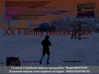 XXX Family Mironov XXX