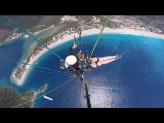 Sky Sports Paragliding. Fethiye, Oludeniz