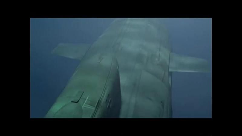 Курск - подводная лодка в мутной воде