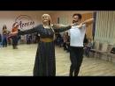 Кавказские танцы мастер-класс на празнике с Вако Мирианашвили.