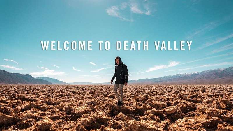 DEATH VALLEY - A PLACE TO GO!
