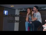 Chavy &amp Marta - Semba Workshop at T