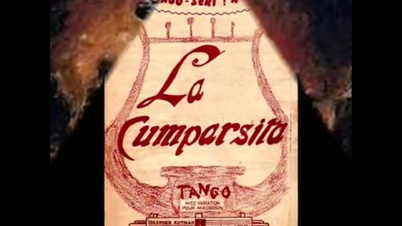 Танго La Cumparsita,исп.Тито Скипа,итал.певец,знам.в 1-й пол.20-го века тенор(1888-1965г.)