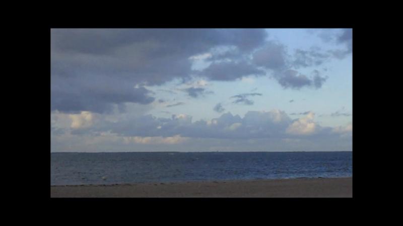 Аркашон. Море. Ветер.