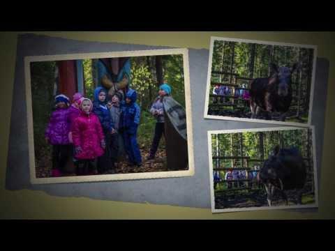 Экскурсия по деревне Верхние Мандроги