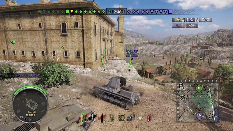 World of Tanks PS4 Panzerjäger I