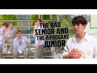 [E02]The Bad Senior and The Arrogant Junior / Гадкий Пи и наглый Нонг [рус.саб]