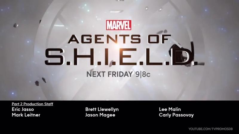 Промо 3 серии 5 сезона сериала Агенты ЩИТ / Agents of SHIELD.