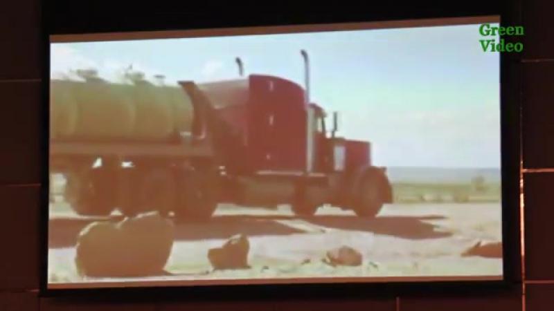 GasLand фильм о страшных последствиях добычи сланцевого газа в США