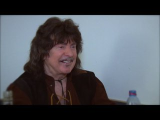 Ritchie Blackmore on the idea of a reunion for one show with Deep Purple - Interview 2018