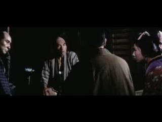 Затоiчи в пути / Zatôichi kenka-tabi