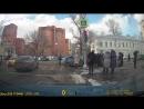 Авария г. Москва 28 марта 2018 17_03 Марьина роща