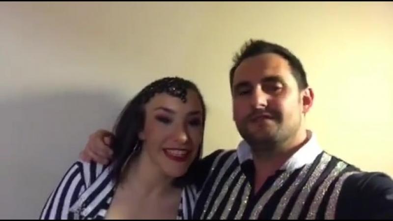 Orestes Romero Lopez & Ana Garcia