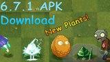 Plants vs. Zombies 2 - Update 6.7.1 APK Download - Fila-mint and Renforce-mint