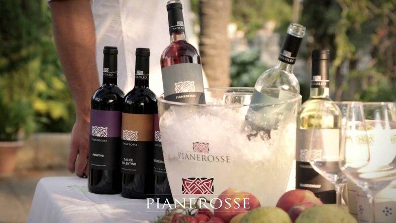 PIANEROSSE - PAOLO LEO - Spot Tv - Verardi Produzioni