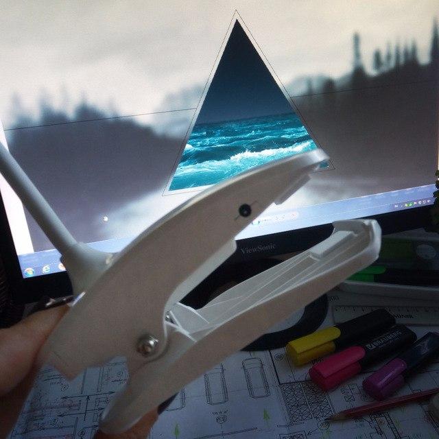 USB LED лампа с 3 уровнями яркости света и в стильном дизайне