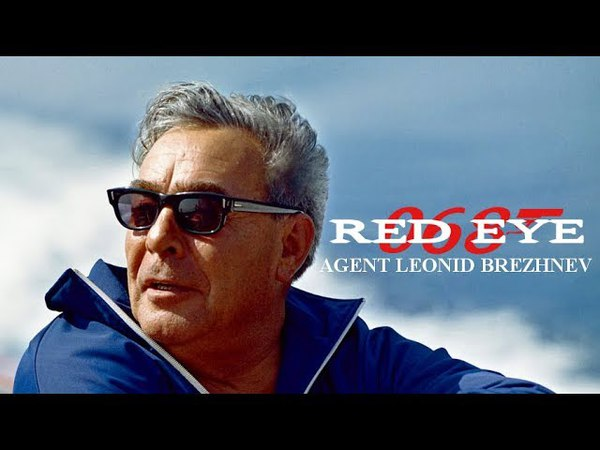 Code Number 68 - Agent Leonid Brezhnev