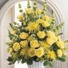 FLORS - Искусственные цветы ОПТ АН-Р-21