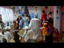 встречаем Деда Мороза в саду
