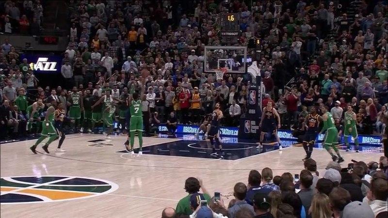 Boston Celtics в Instagram: «Game. Winner. @fchwpo hits the big shot for tonight's @jetblue Play of the Game.»