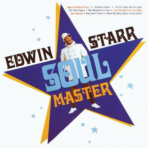 Edwin Starr альбом Soul Master
