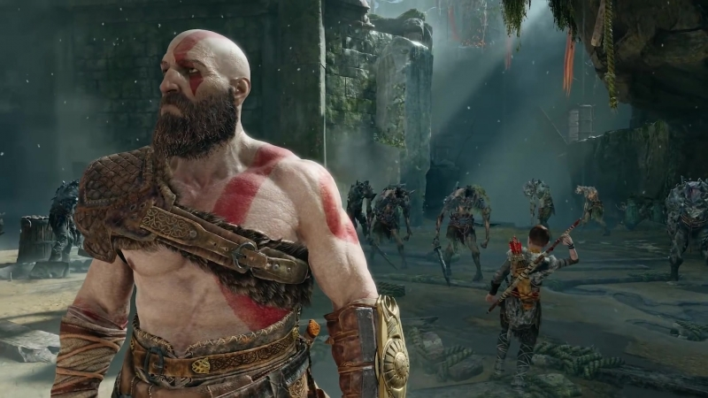 God of War - The Norse World ¦ Countdown to Launch