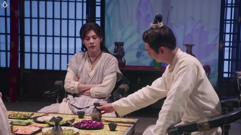 [FSG Demiurges] [1080] Пламенный Чанъань /Righteous Ardour of Changan [15/24]