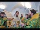 В Вербное воскресенье владыка Игнатий возглавил Литургию и совершил священническую хиротонию
