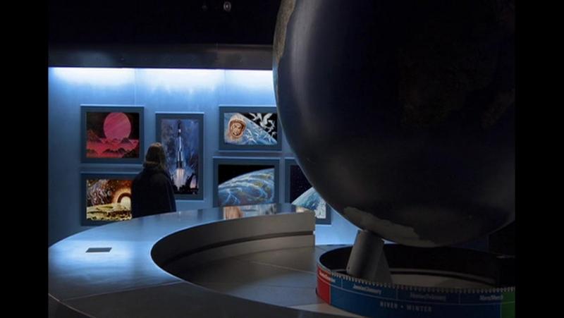 «Обратная сторона Луны» (2003) - драма. Робер Лепаж