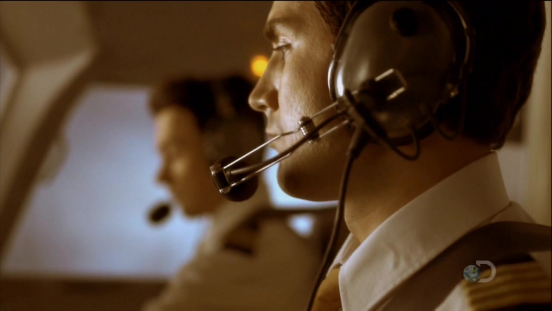 Расследования авиакатастроф - Бог троицу не любит (3rd Time Unlucky)