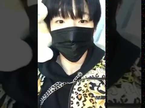 170517 디오비 박진 페이스북 라이브 ParkJin Facebook live 朴鎮Facebook直播