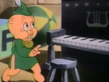 Looney Tunes (Porky Pig) - Porky The Giant Killer (Audio Latino)