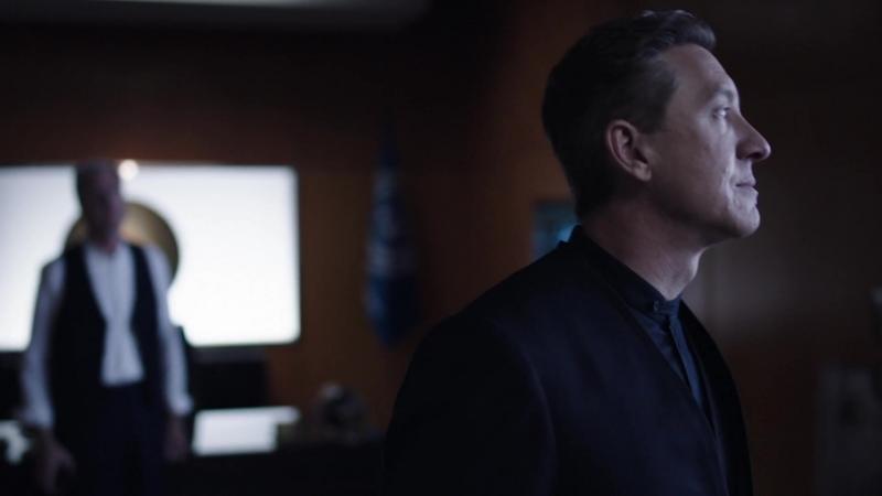 Пространство The Expanse 2018 S03E06 1080p Кравец Отрывок Я сказал то что думаю