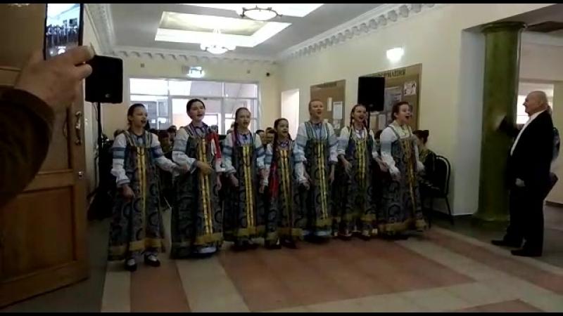 Выборы 18.03.18. РЦК г. Видное