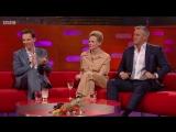 The Graham Norton Show 23x03 - Mary Berry, Benedict Cumberbatch, Matt LeBlanc, Maxine Peake, Claudia Winkleman, Calvin Harris
