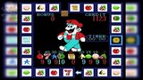 [Famiclone-PAL]琍瑪視電 Big TV Mary Bar(Dian Shi Ma Li) - Gameplay