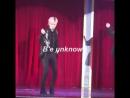 180520 EXO Baekhyun - Girl Problems @ Magical Circus in Nagoya
