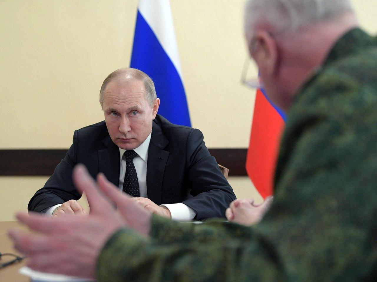 Путин поручил дать действиям виновных в пожаре в Кемерове ...