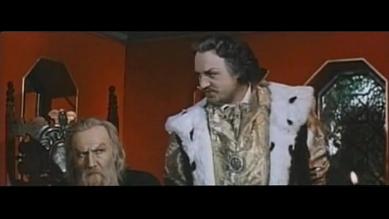 Хованщина (Вера Строева) 1959 [фильм-опера]