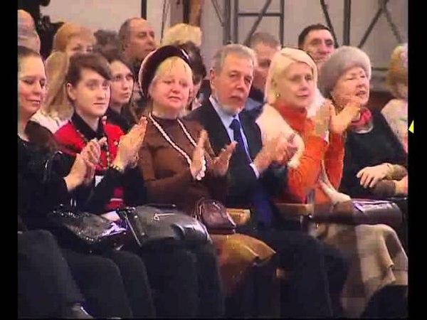 Мистецькі історії Александр Билаш НТКУ 2012