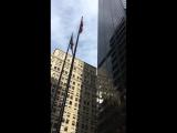 Прогулка по Финансовому кварталу Нижнего Манхэттена. Видео 2